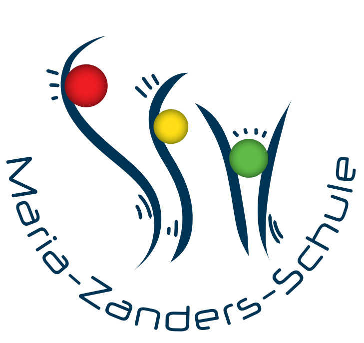 Maria-Zanders-Schule Logo