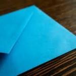 blauer brief blid