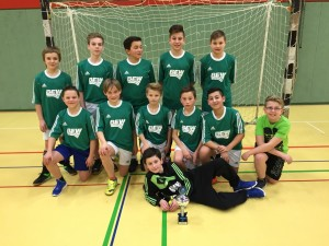 FussballStufe 6